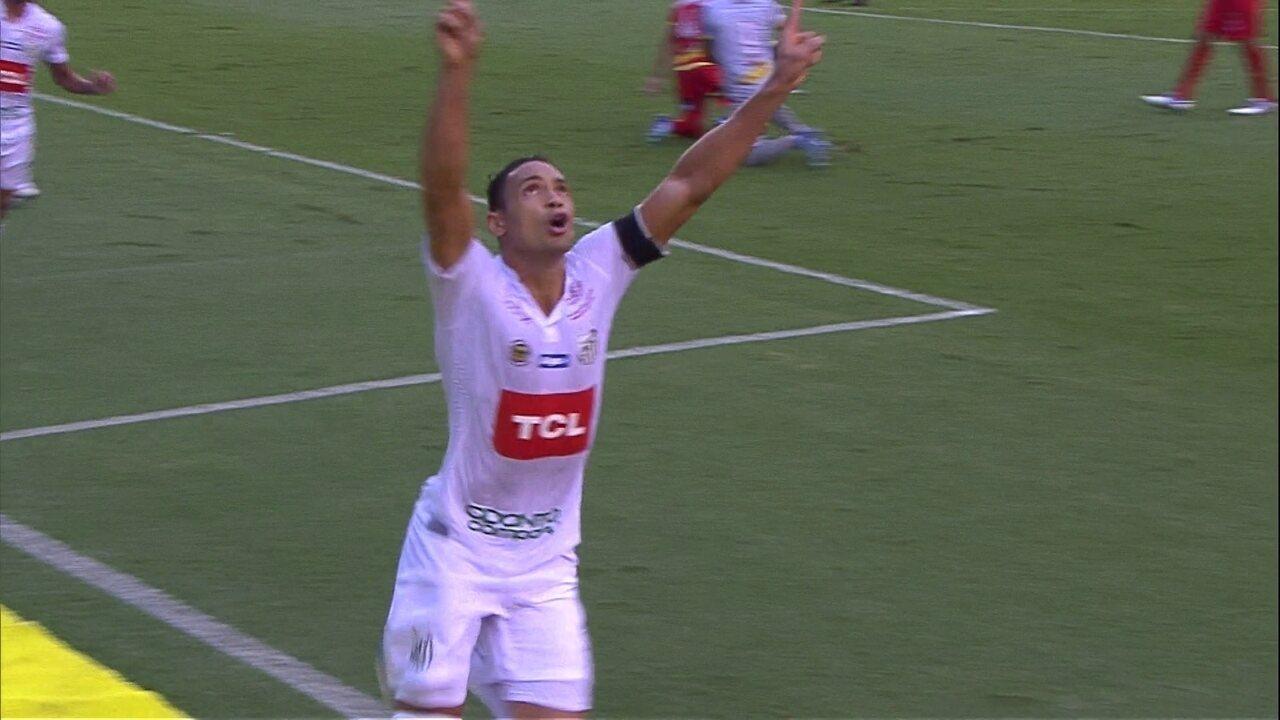 Relembre gol marcado por Ricardo Oliveira na decisão do Campeonato Paulista de 2016