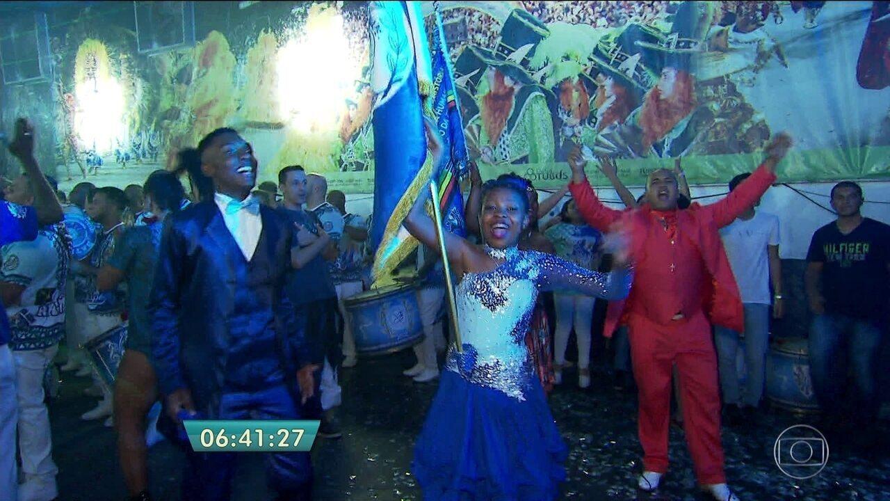 Acadêmicos do Tatuapé escolhe o samba-enredo para o Carnaval