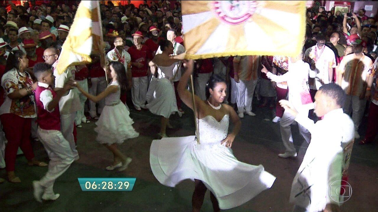 Mocidade Alegre escolhe o samba-enredo para o Carnaval