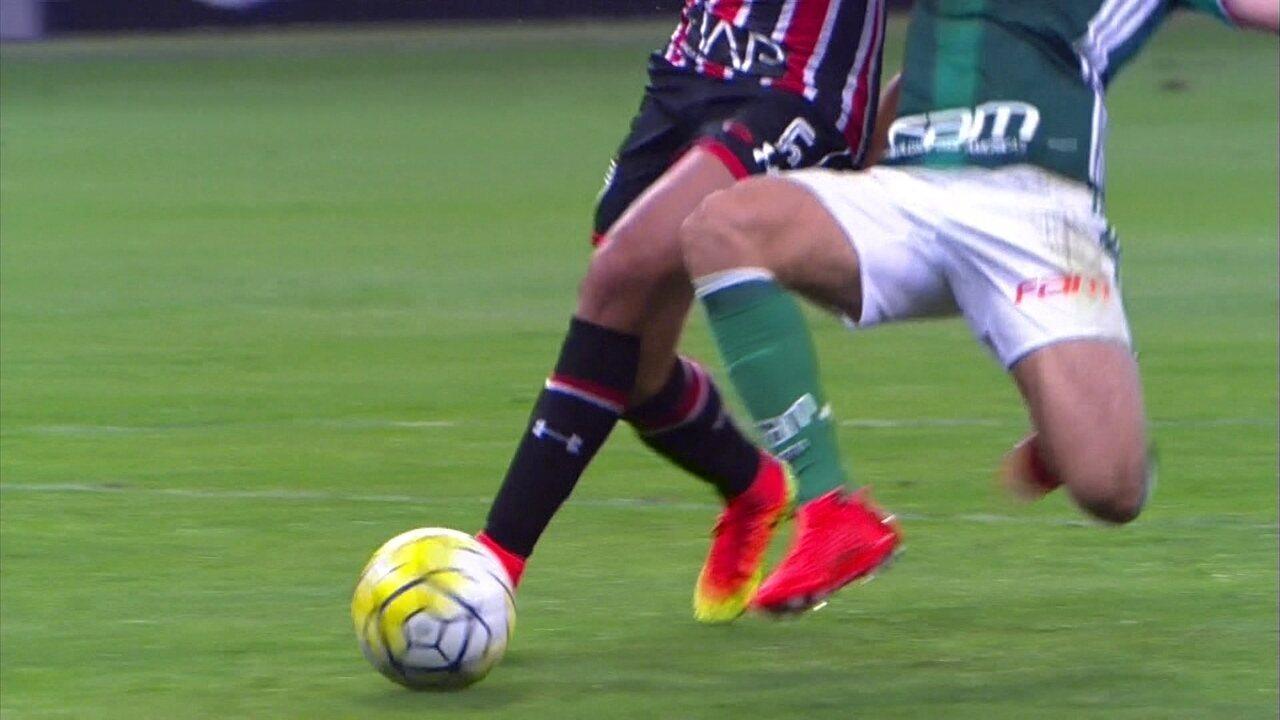 Melhores momentos: Palmeiras 2 x 1 São Paulo pela 23ª rodada do Brasileirão