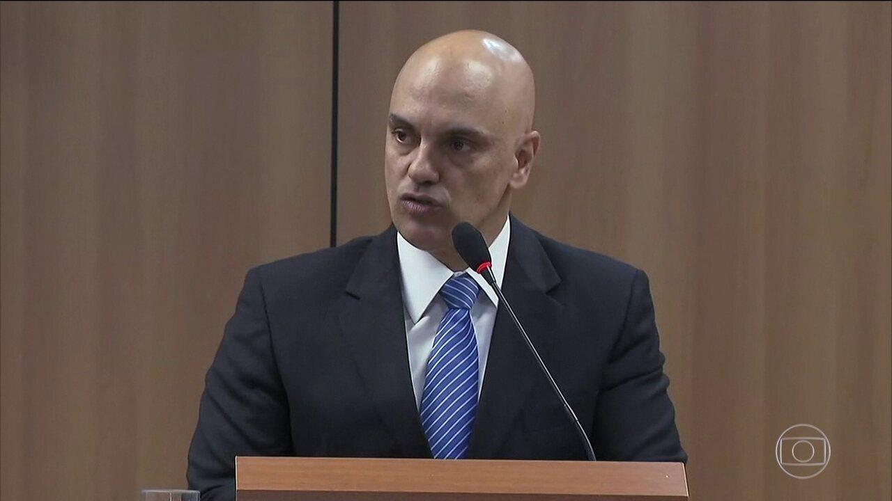 Comissão de Ética vai apurar se houve vazamento para Alexandre de Moraes