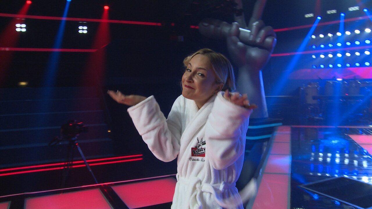 The Voice Repórter #04 - Claudia Leitte musa até de bobes