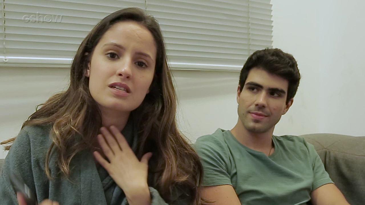 Amanda de Godoi fala sobre a mudança de sua personagem em 'Malhação'