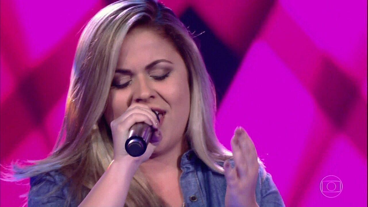 Nanda Loren canta 'At Last'