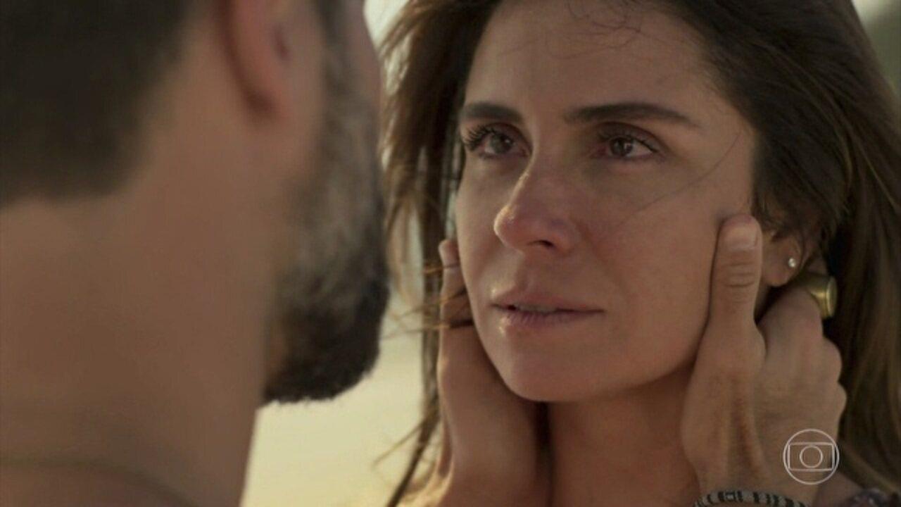 Sol Nascente - capítulo de sexta-feira, dia 04/11/16, na íntegra - De Walther Negrão, Júlio Fischer e Suzana Pires, confira uma história de amor embalada pelos laços de amizade.