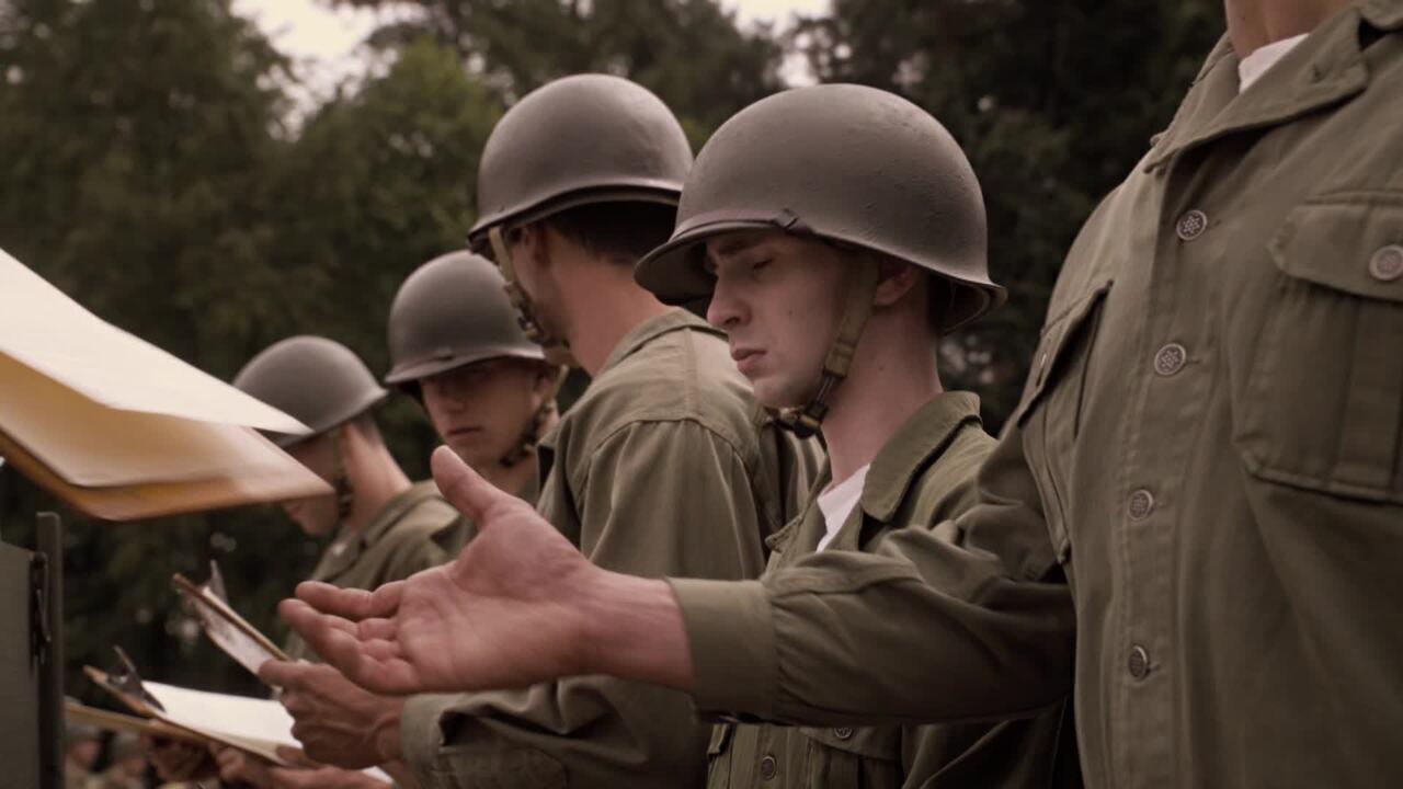 Veja o trailer de 'Capitão América - O Primeiro Vingador'