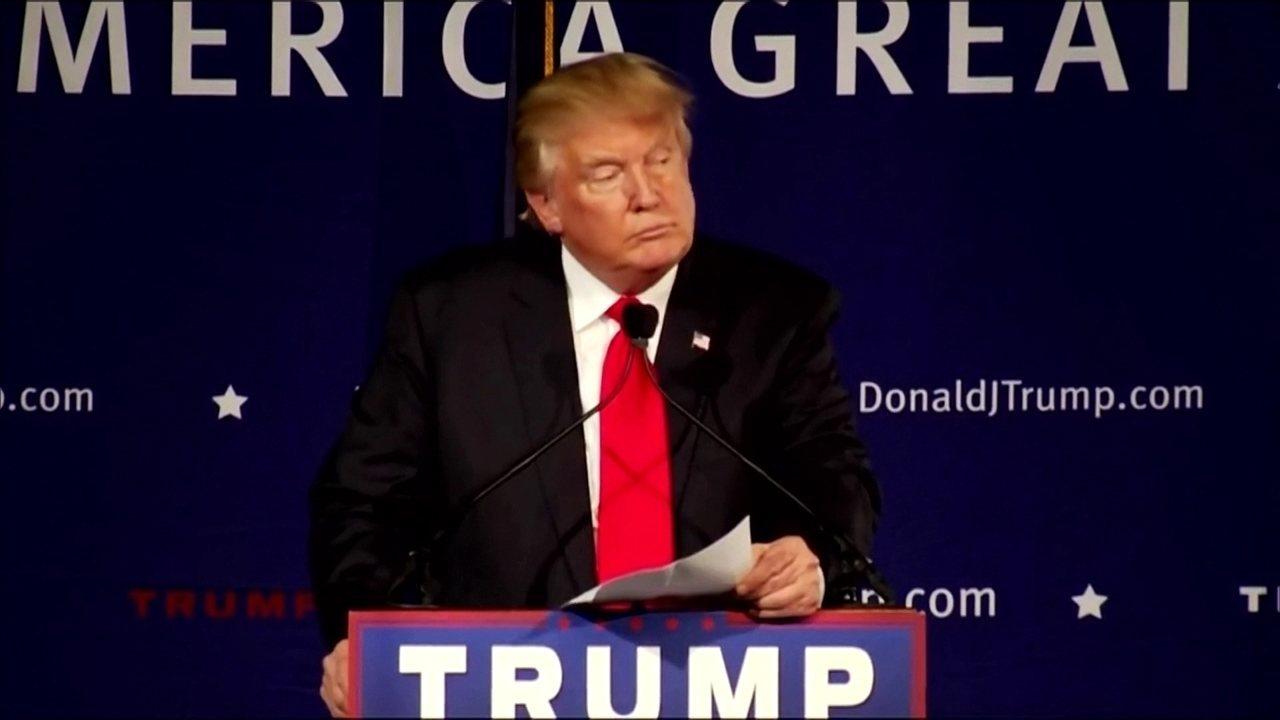 Fantástico revela como é Donald Trump longe das câmeras