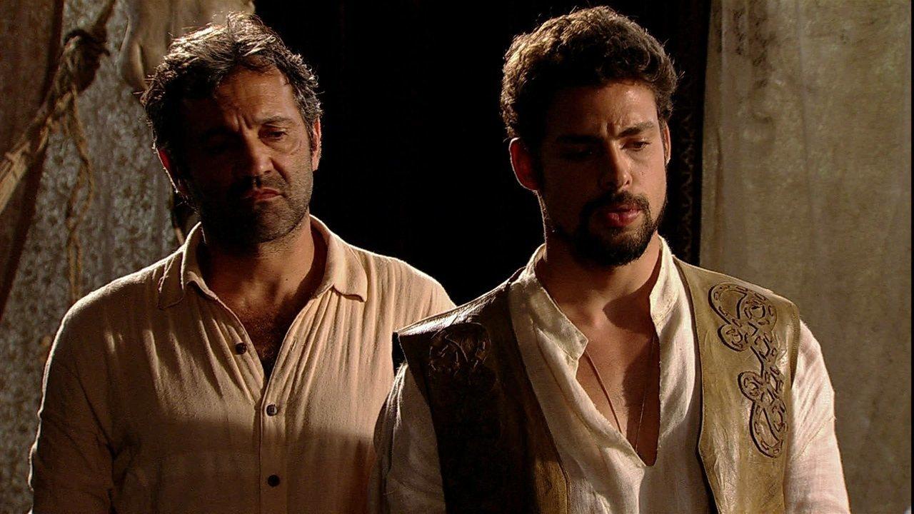 Capítulo de 23/07/2011 - Jesuíno impede que Cícero atinja Timóteo e sugere uma outra punição para ele