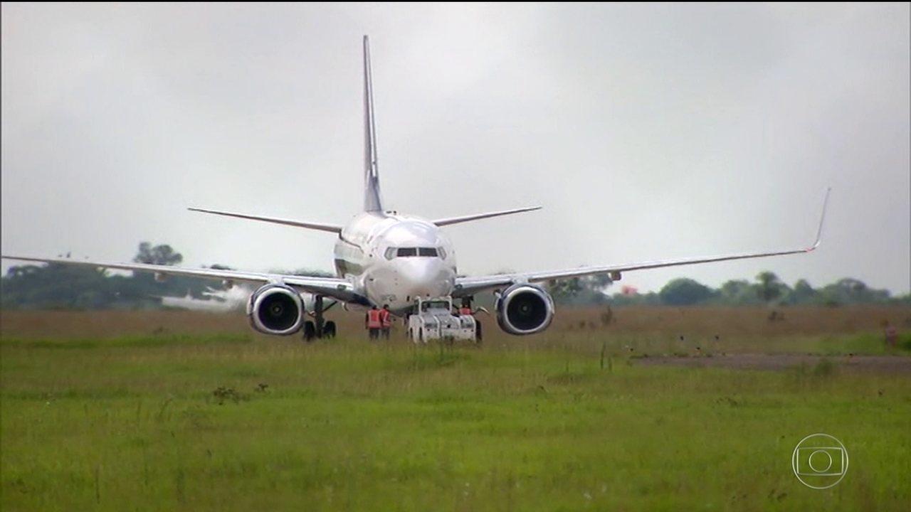 Funcionária alertou para problemas no plano de voo do avião da Lamia