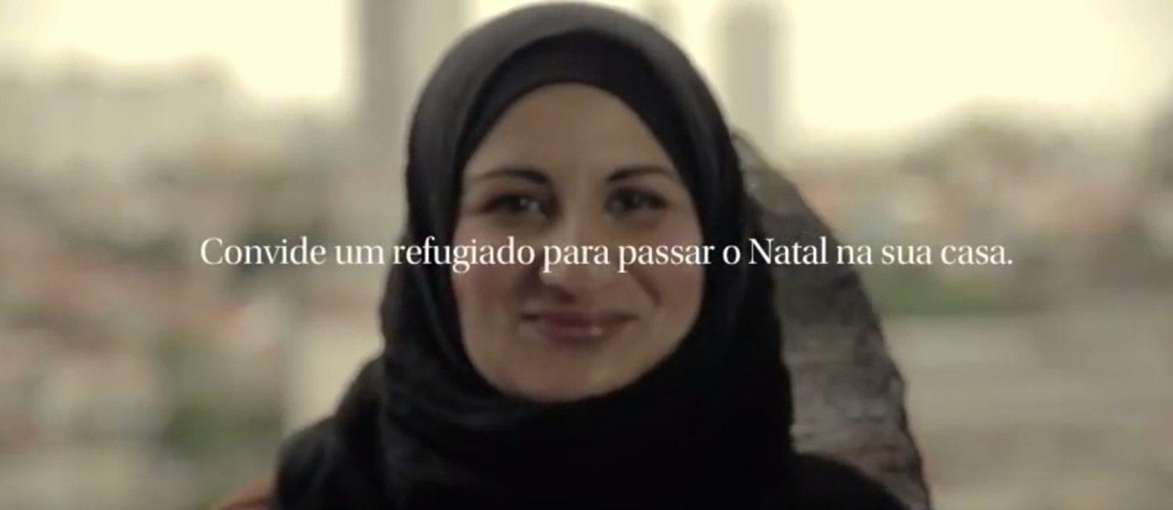 Projeto lança campanha 'Meu amigo refugiado' para o Natal