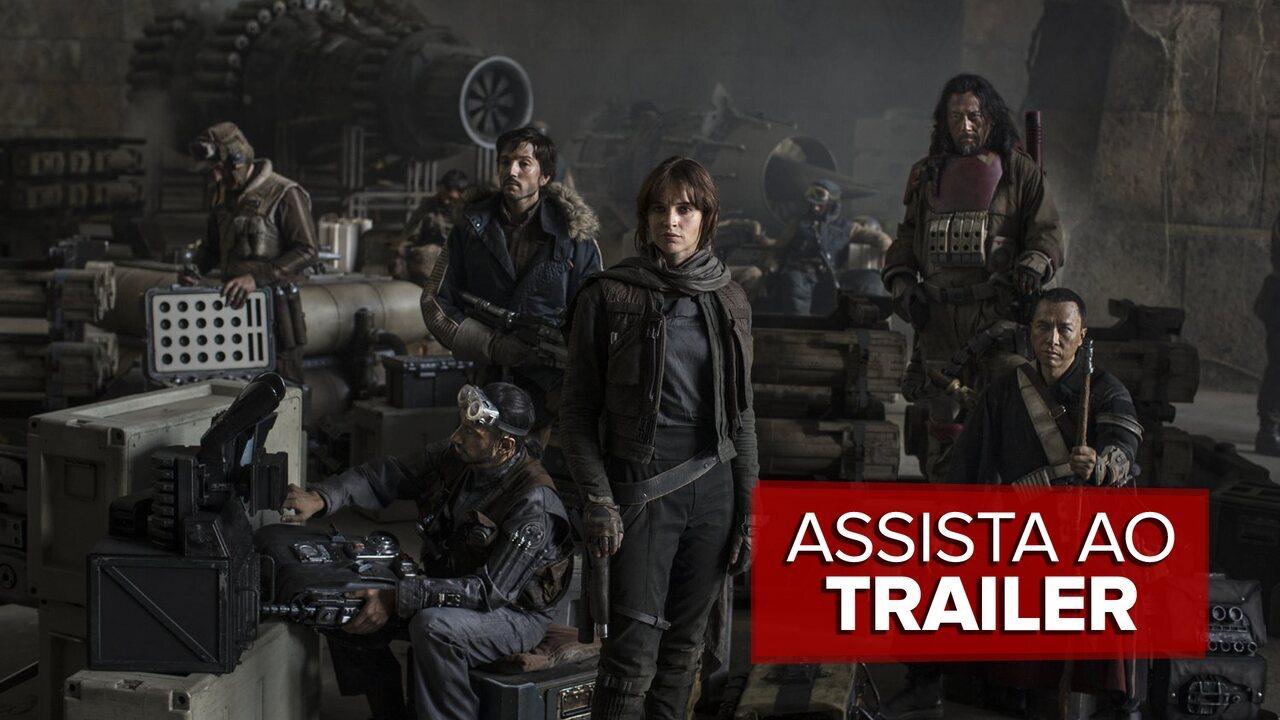 Veja trailer de 'Rogue One: Uma história Star Wars'