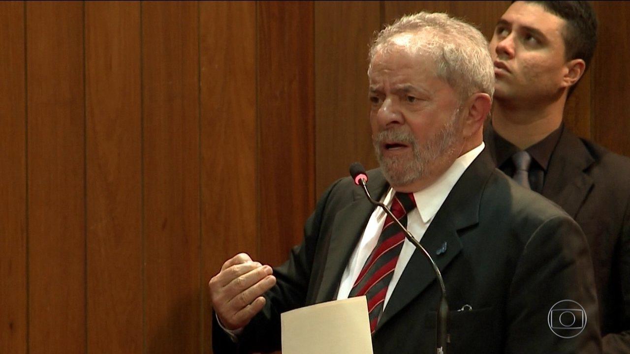 Lula, filho e empresários são denunciados na Operação Zelotes