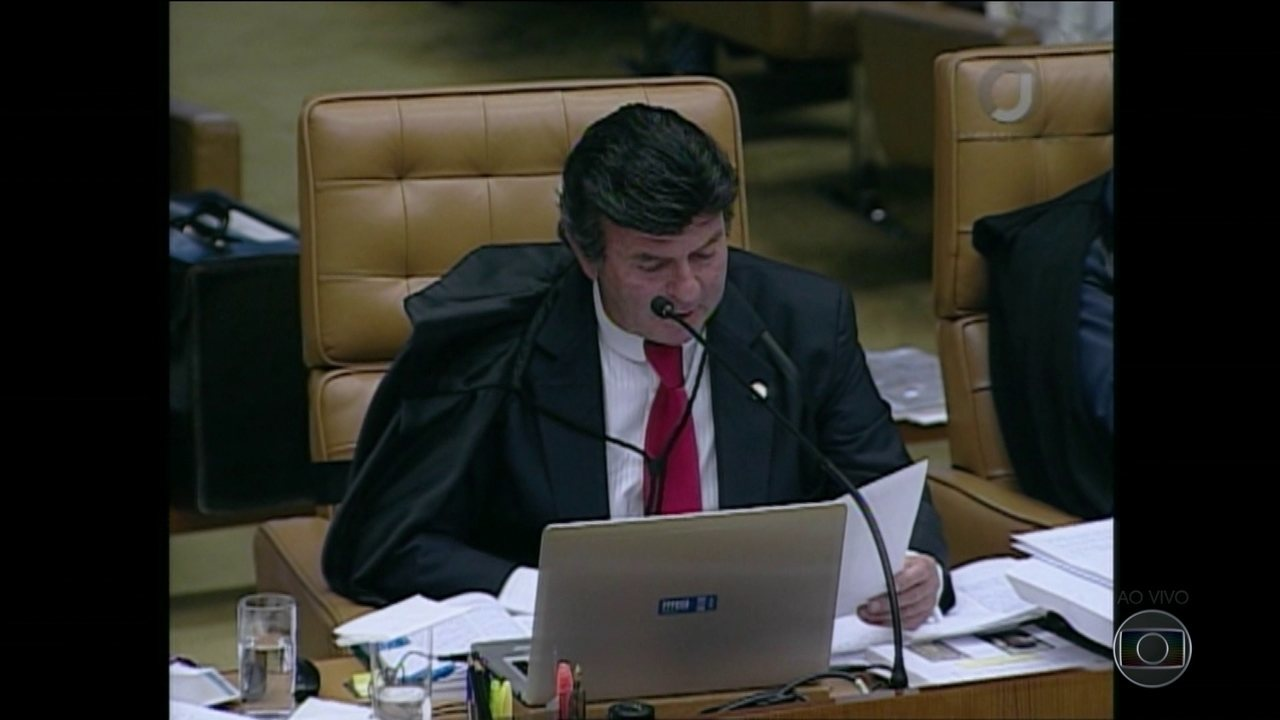 Luiz Fux manda Congresso votar dez medidas anticorrupção originais do MP