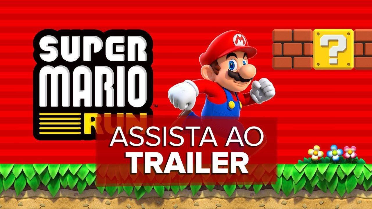 Veja trailer de 'Super Mario Run', primeiro game do encanador bigodudo para celulares