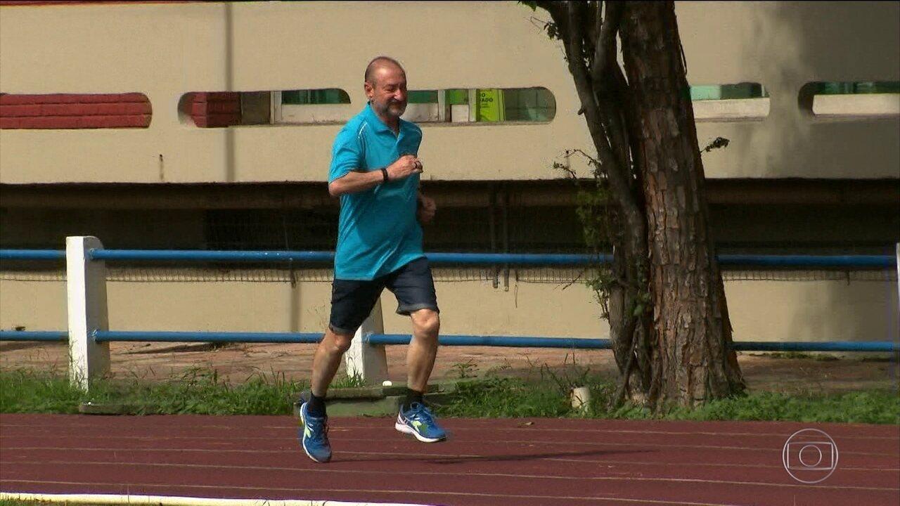 Neto do vencedor da 1ª edição da São Silvestre disputa a corrida pela 2ª vez
