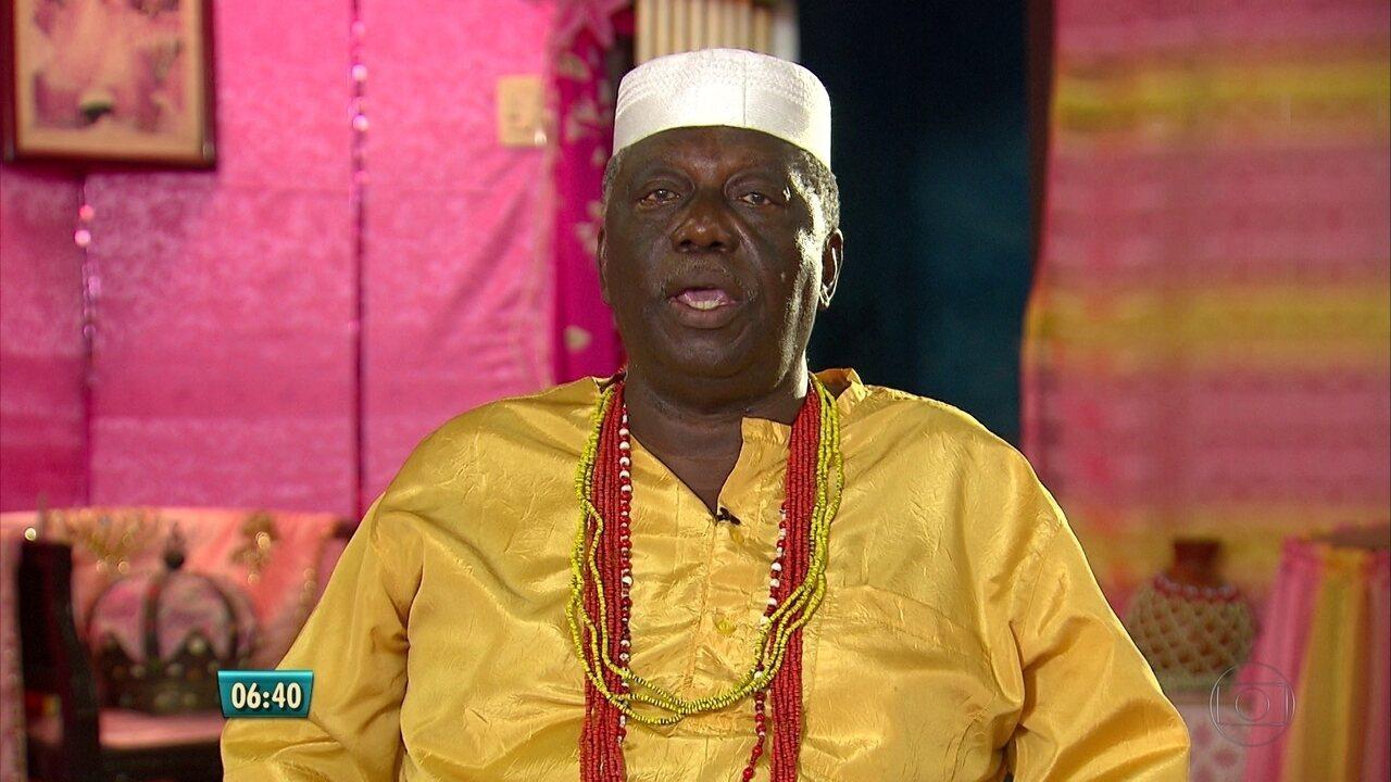 Na umbanda, Xangô será o orixá regente de 2017