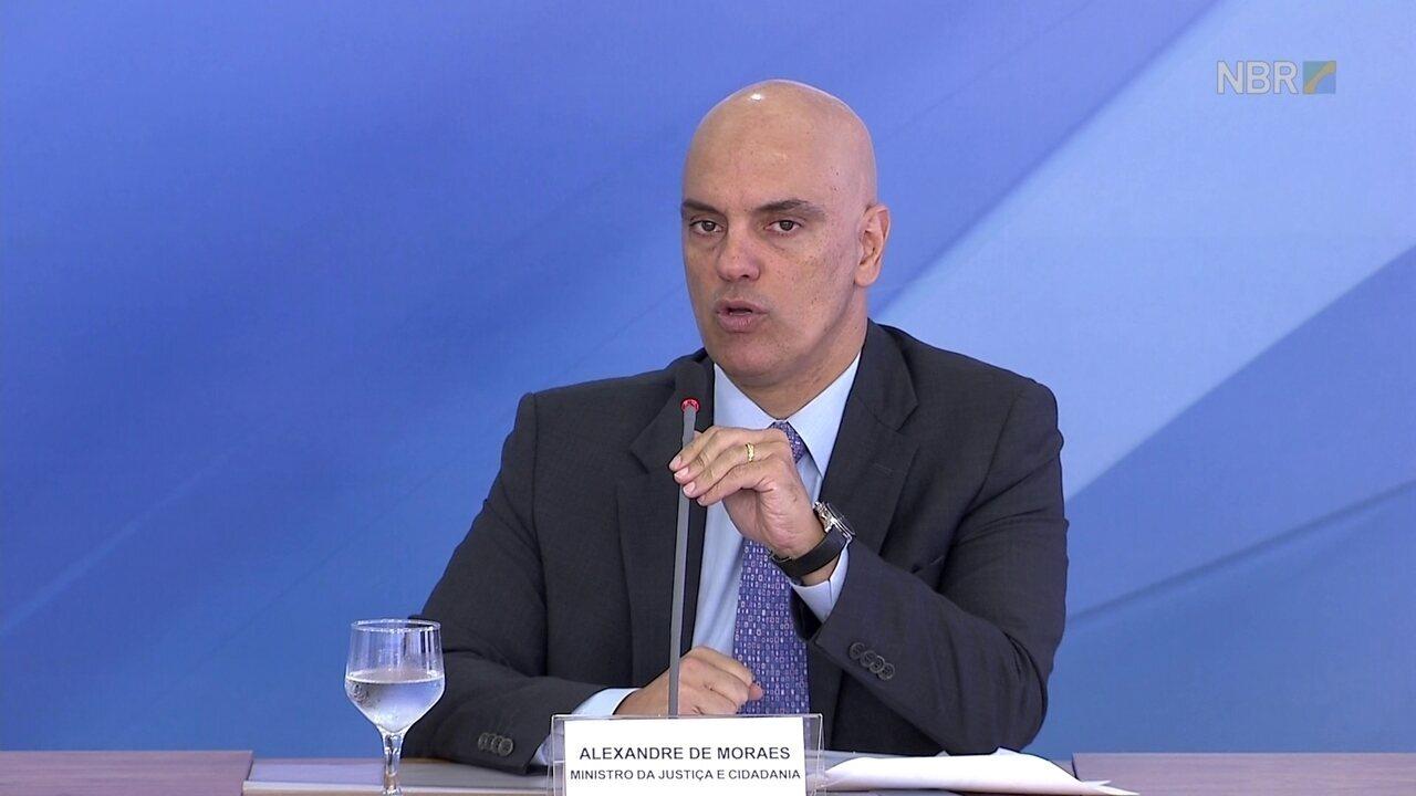 Ministro da Justiça afirma que 'segurança pública não é só uma questão de polícia'