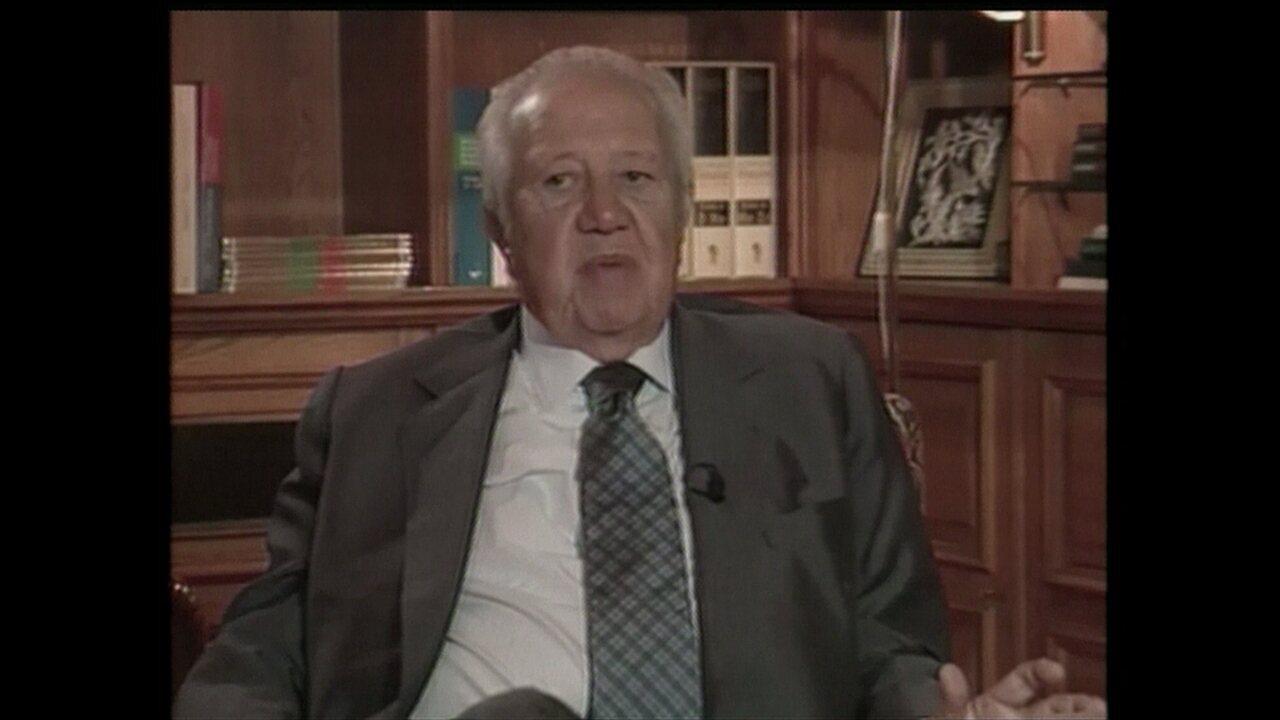 Morre, aos 92 anos, ex-presidente de Portugal Mário Soares