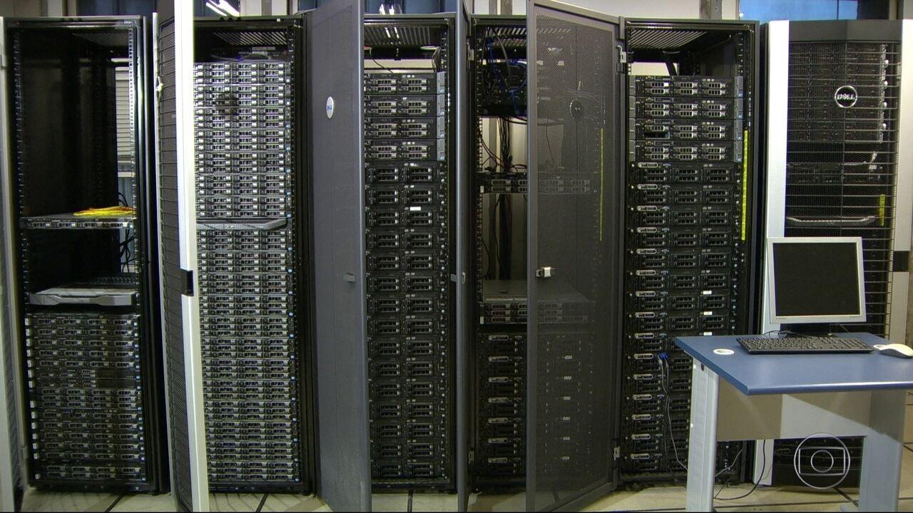 Comitê Rio 2016 doa bateria para super computador da Uerj