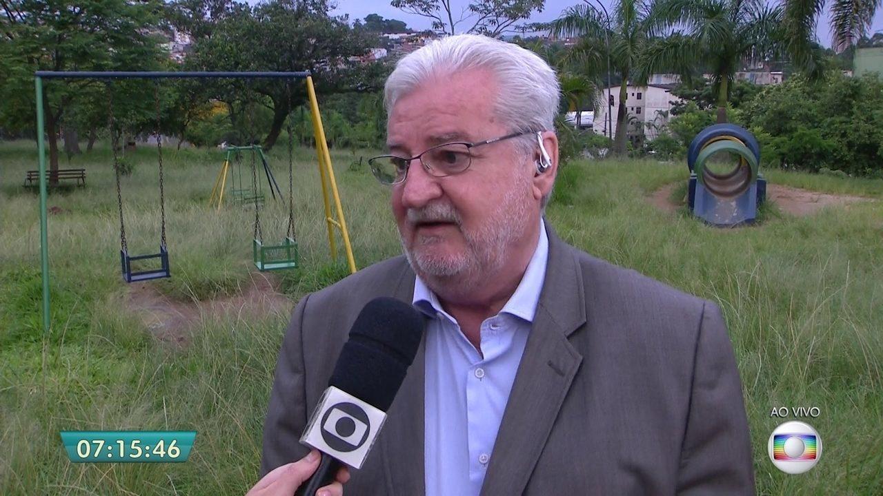Secretário do Verde e Meio Ambiente de SP fala sobre limpeza dos parques da capital