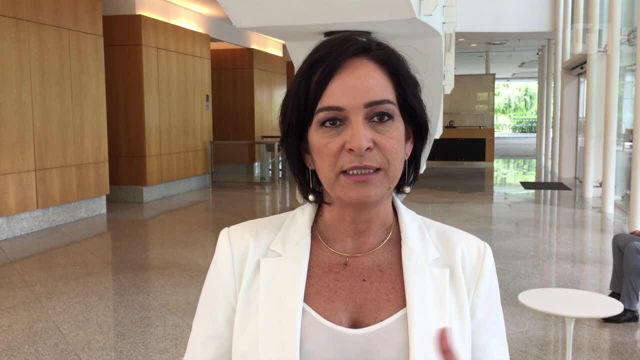 Nutricionista Tânia Rodrigues comenta sobre as propriedades do óleo de palma