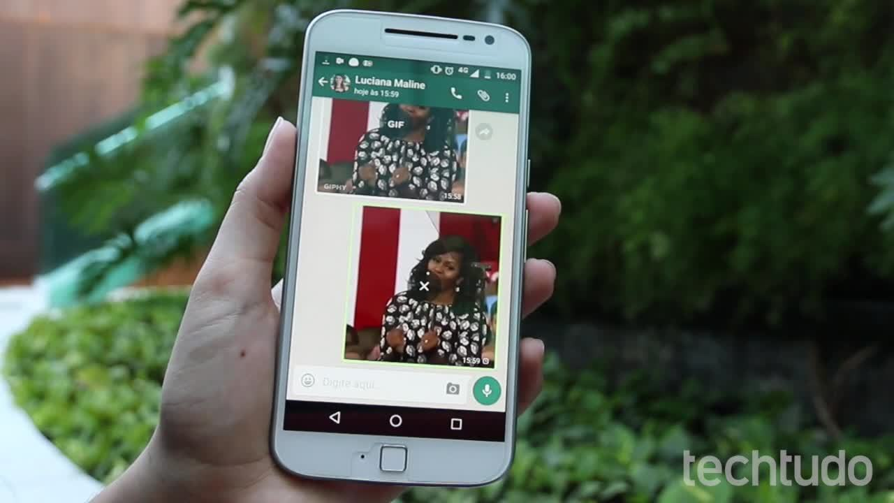 Vídeo ensina a enviar GIFs no WhatsApp