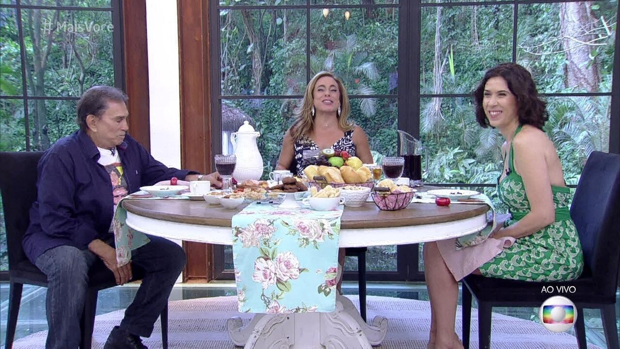 Dedé e Maria Clara Gueiros contam sobre a nova versão do filme Os Saltimbancos Trapalhões