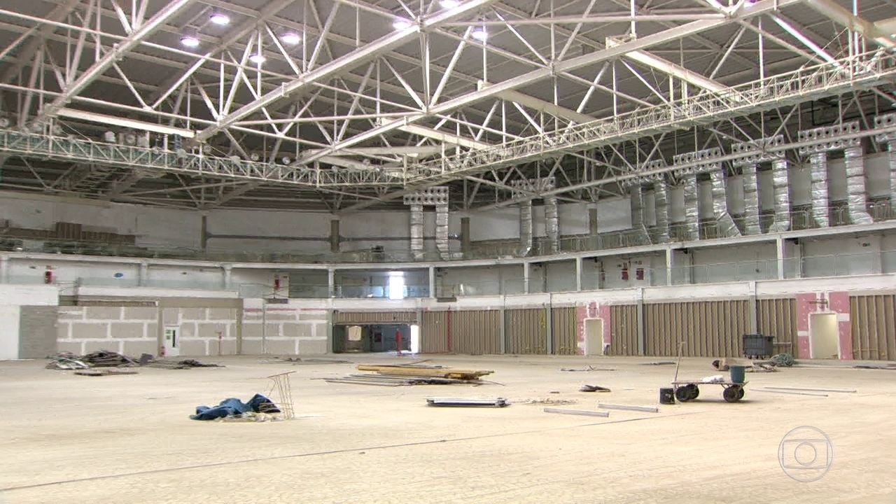 Promessa delegado, Parque Olímpico da Barra é pouco usado pela população
