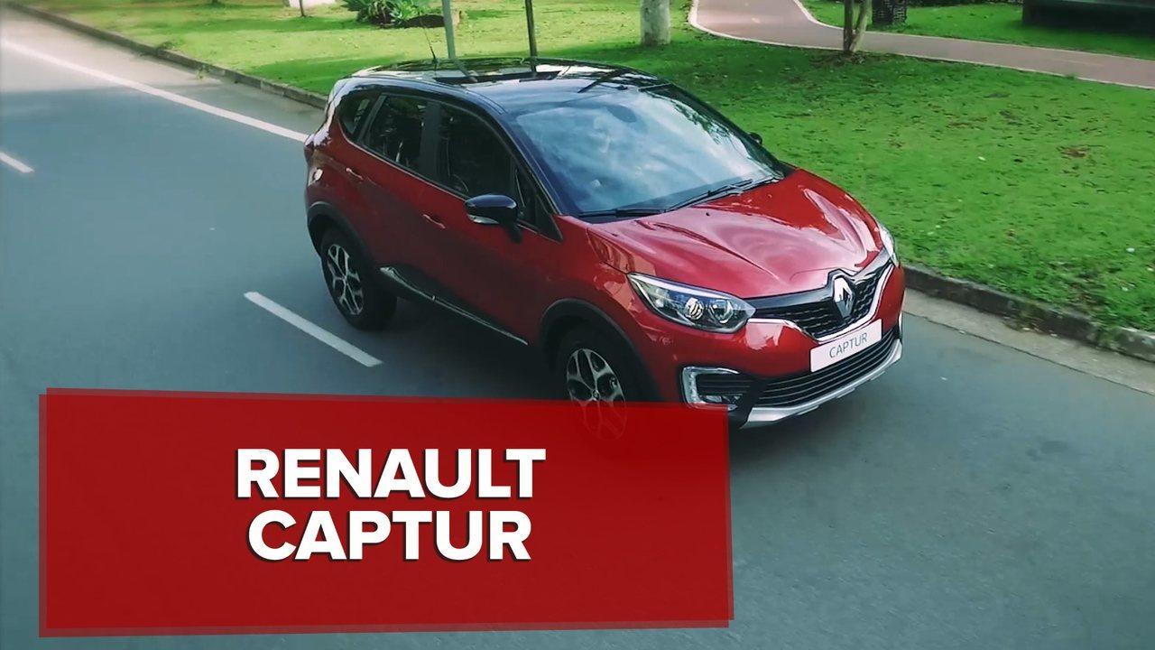 Renault lança Captur a partir de R$ 78.900