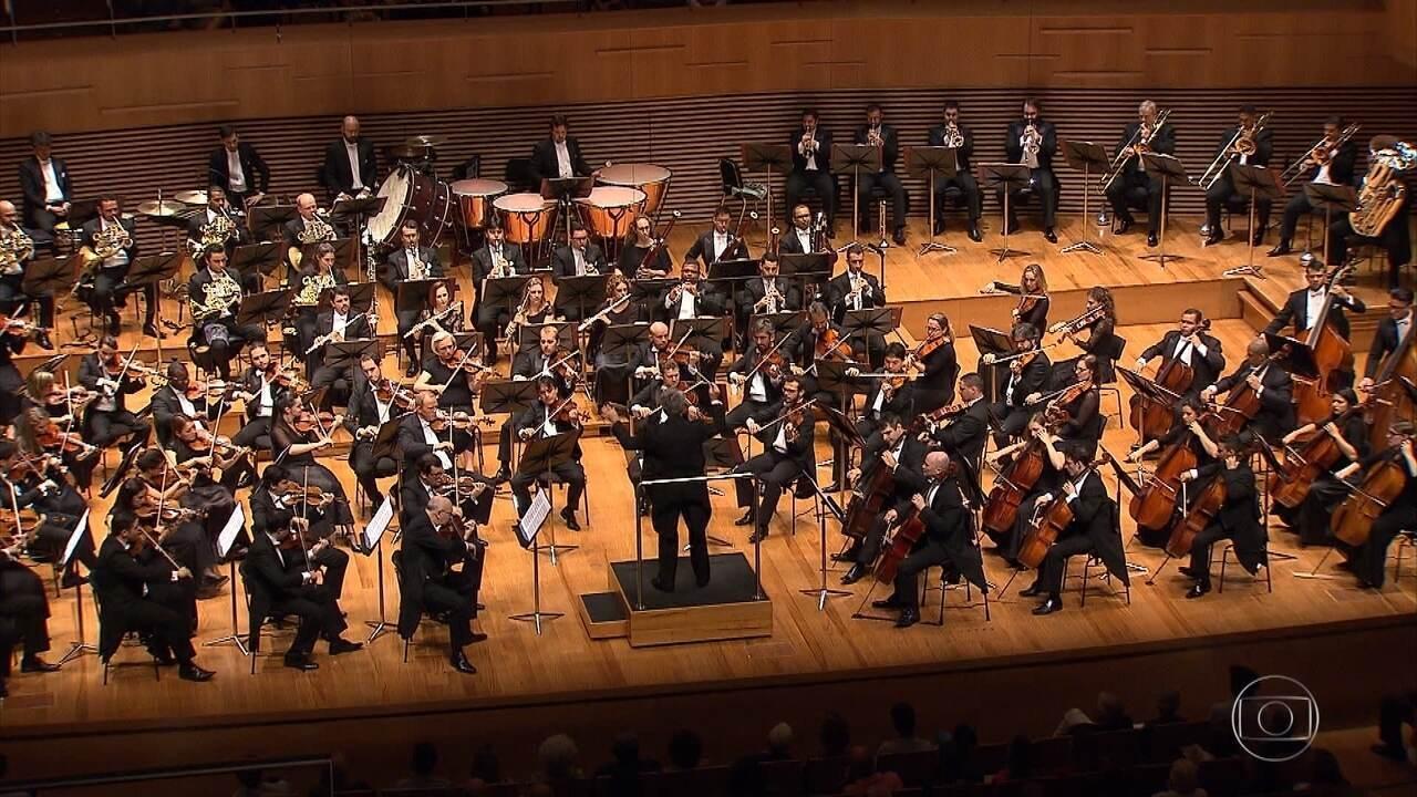 Orquestra Filarmônica de Minas faz concerto em Belo Horizonte