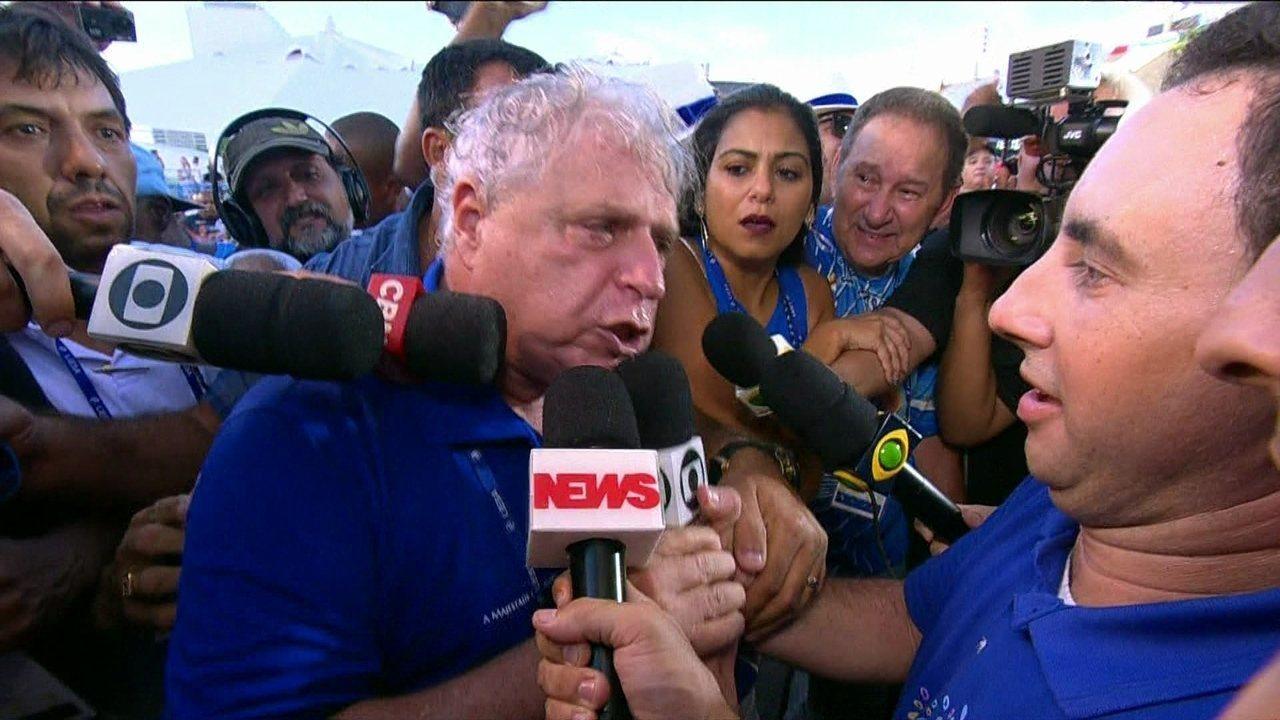 Depois de 33 anos, Portela é campeã do carnaval do Rio