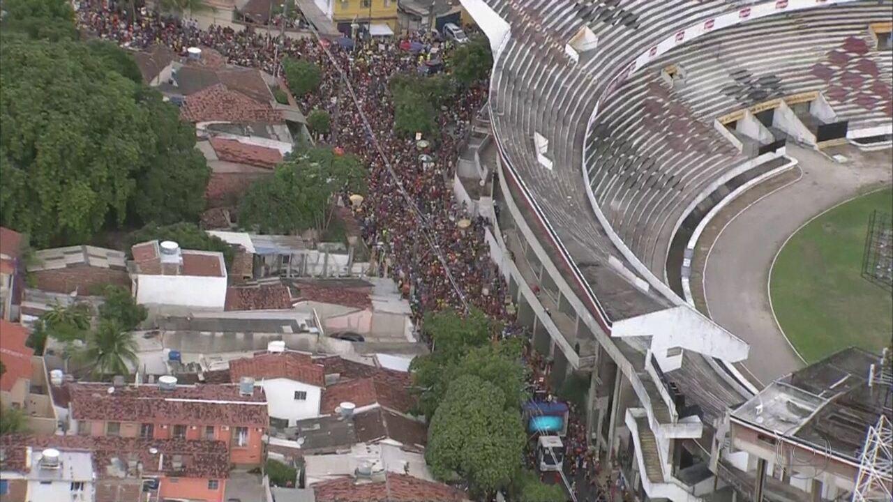 Desfile dos