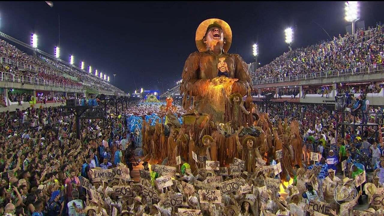 Portela vence o carnaval do Rio depois de um jejum de 33 anos