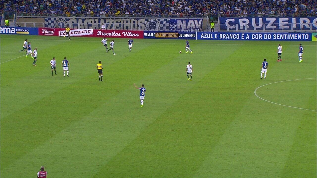 Melhores momentos: Cruzeiro 2 x 1 Caldense pela 5ª rodada do Campeonato Mineiro