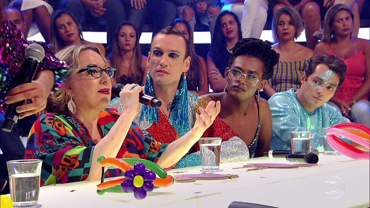 Regina Navarro Lins e convidados falam sobre a importância das pessoas assumirem sua sexualidade
