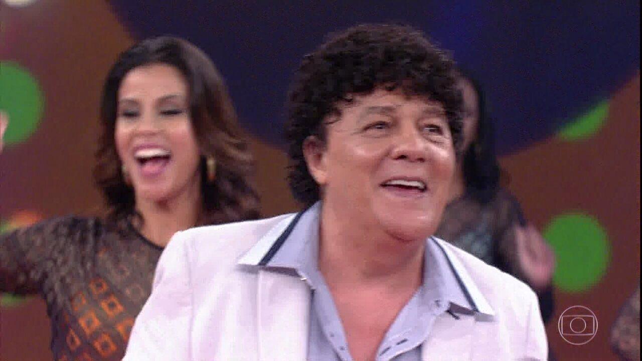 Wanderley Cardoso canta