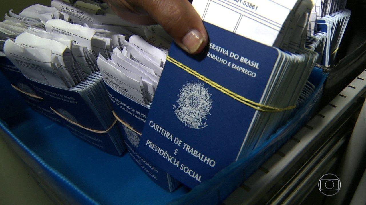 Rio fecha janeiro com menos 26 mil postos de trabalho