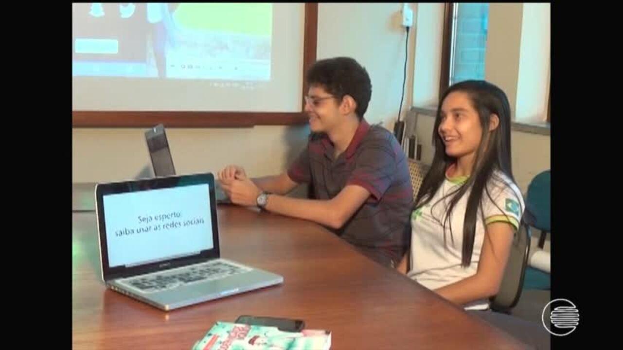 Estudantes do IFPI de Floriano desenvolvem pesquisa sobre vício nas redes sociais