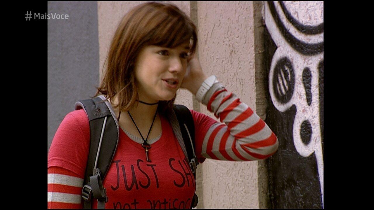 Alice Wegmann estreou na TV em 'Malhação', em 2011
