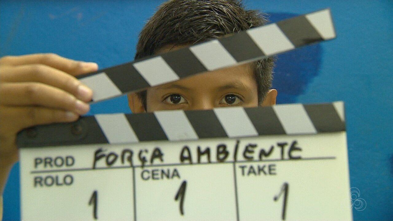 Primeiro Pipoca em cena de 2017 é realizado em Manaus
