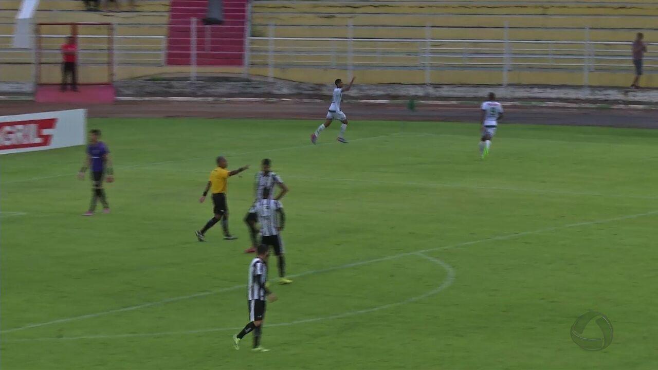Luverdense bate Ceilândia e avança às quartas da Copa Verde