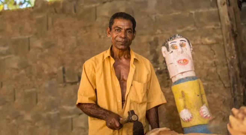 Ao todo são três vídeos em homenagem aos artesãos de Alagoas
