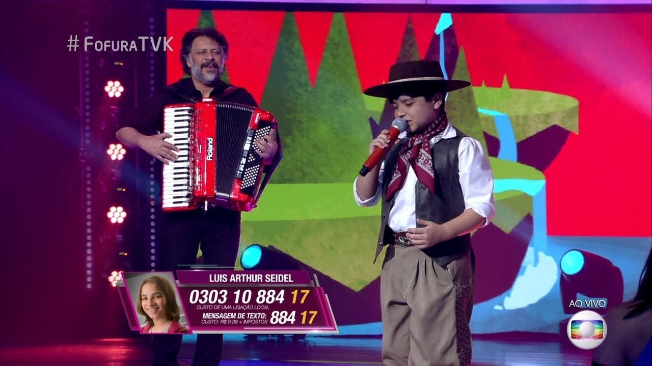 Thomas Machado interpreta 'No rancho fundo'