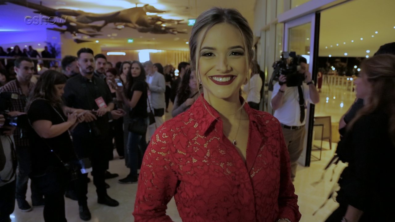Juliana Paiva fala sobre sua personagem em A Força do Querer