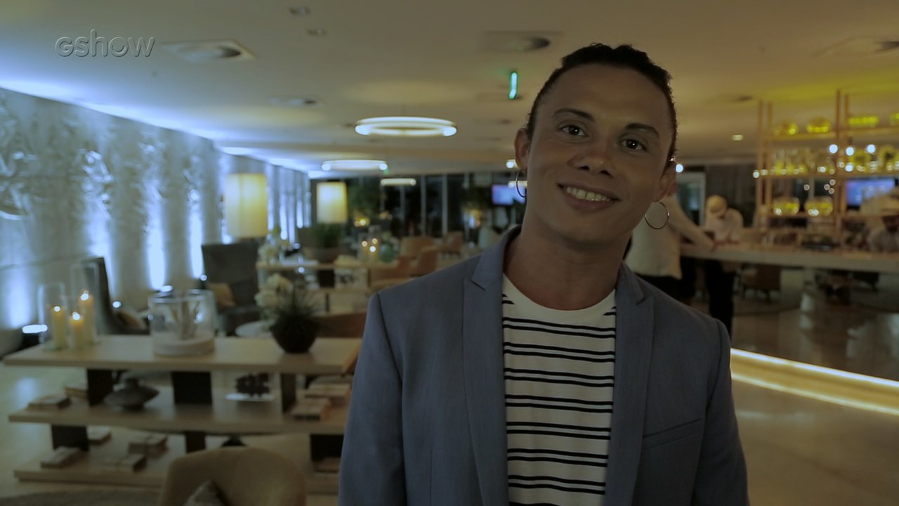 Silvero Pereira fala sobre seu personagem em A Força do Querer