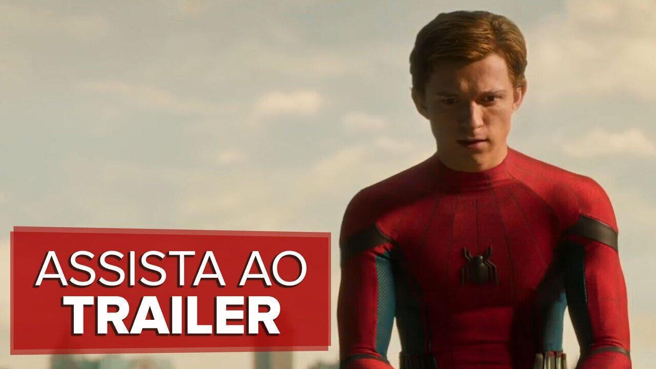 Assista ao novo trailer de 'Homem-Aranha: De volta ao lar'