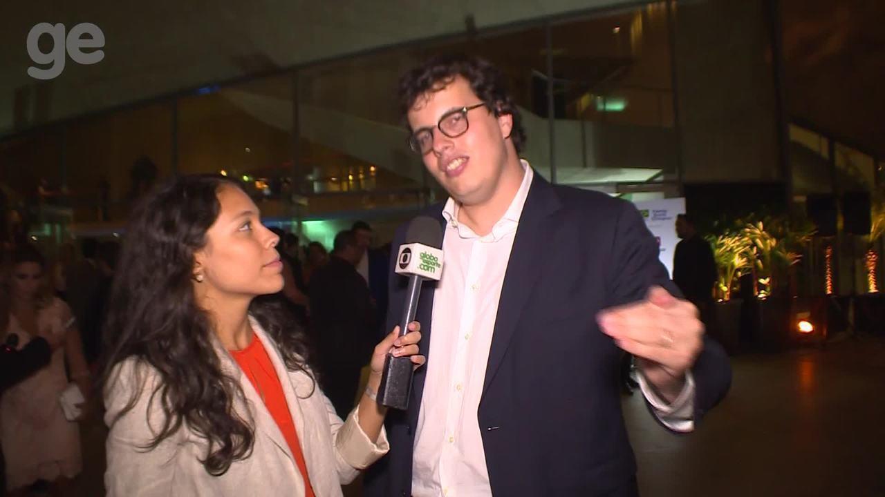 Boletim: Isaquias Queiroz e Rafaela Silva vencem o Prêmio Brasil Olímpico