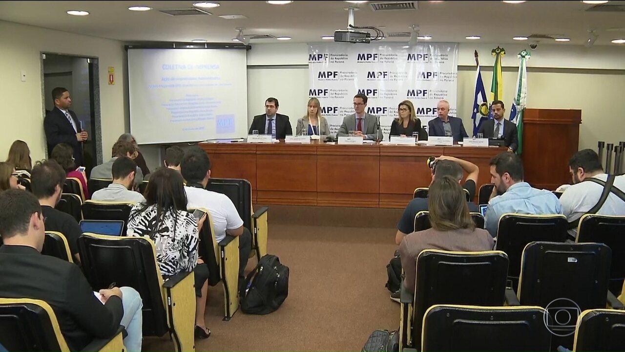Ação do MPF do Paraná quer que PP devolva R$ 2 bilhões à Petrobras