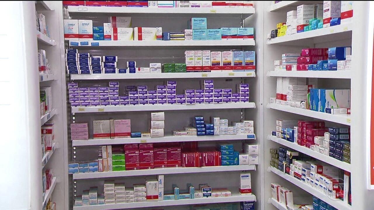 Remédios podem aumentar de preço até 4,76% a partir desta sexta-feira (31)