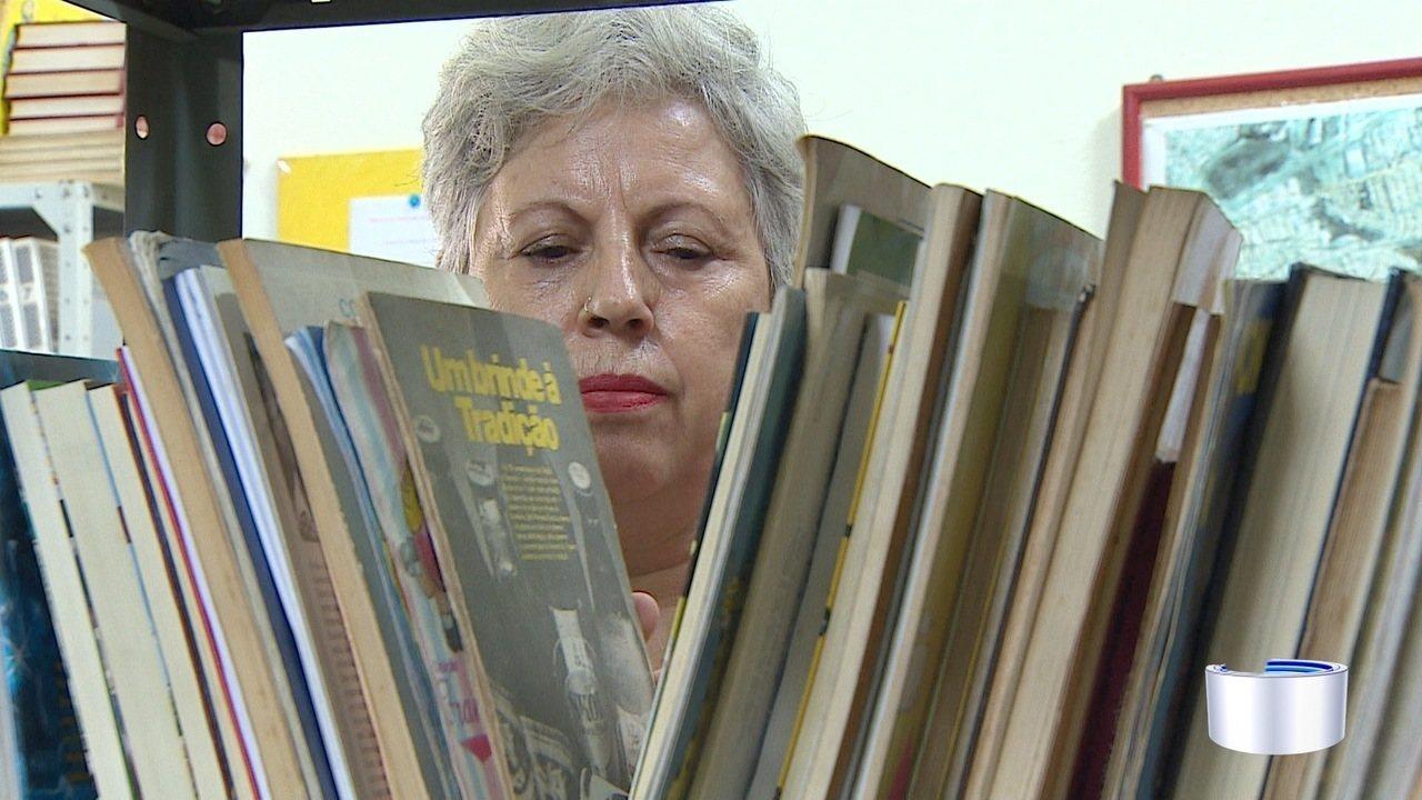 Moradora de São José dos Campos cria biblioteca comunitária